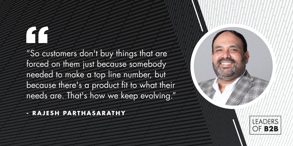 Rajesh Parthasarathy of MENTIS